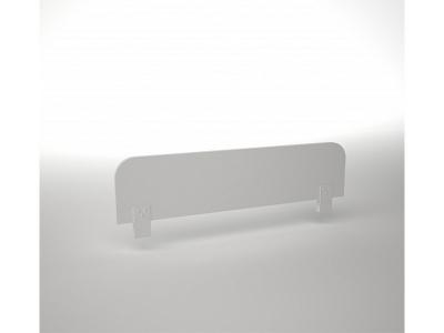 Ограждение белое для кровати Брусника ДМ-К1-1-5 800х20х246
